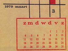 Kalender tijd > beeld > tijd