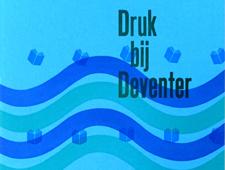 Druk bij Deventer